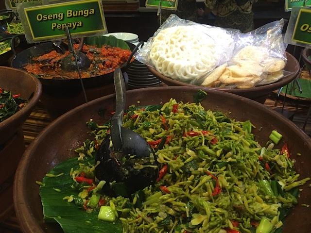 Jakarta Day2-Buffet banane