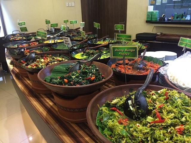 Jakarta Day2-Buffet légumes