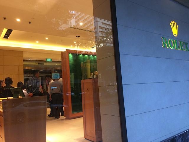 Singapour-Day3-Rolex
