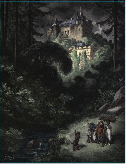 Gravure Gustave Doré